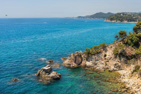 Spanien Costa Brava Lloret de Mar