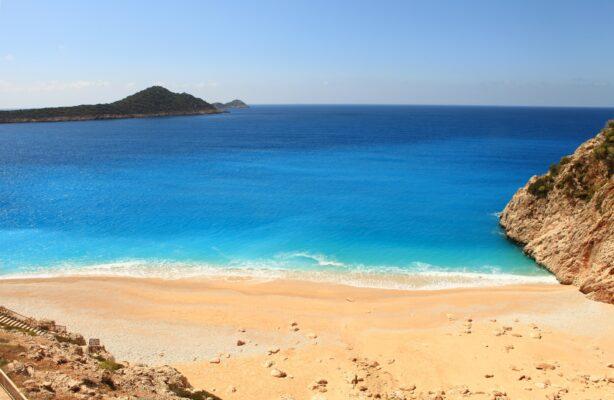 Türkei Kaputash Strand