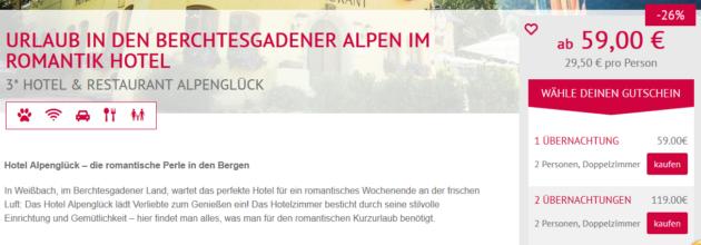 2 Tage Berchtesgadener Land