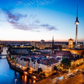 Luxus in Berlin: 2 Tage im TOP 5* Sheraton Hotel inkl. Frühstück nur 54€