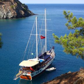 7-tägige Single Reise Türkei im TOP 5* Luxushotel mit All inclusive, Flug & Transfer nur 279€