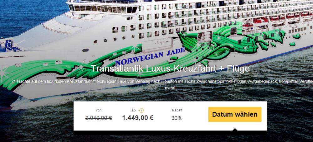 Luxus Transatlantik
