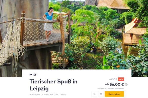 2 Tage Leipzig