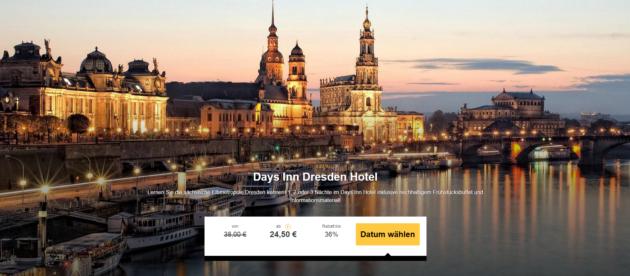 2 Tage Städtetrip Dresden