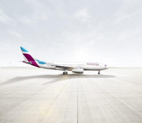 Eurowings A330 Flugzeug
