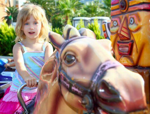 Freizeitpark Fun Karusell Park