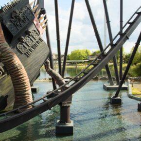 Heide Park: Eintritt, Camp-Übernachtung, Halbpension Plus & viele Extras ab 79€