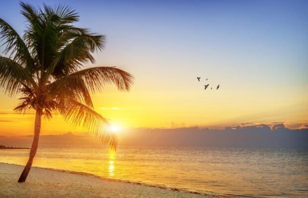 Sonniger Strand Florida