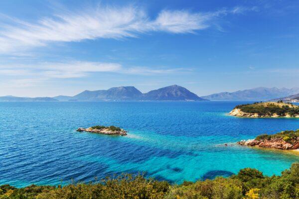 Küste Griechenland