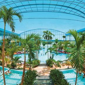 2 Tage Badewelt Sinsheim mit 4* Hotel inkl. freiem Eintritt & Frühstück ab 79€