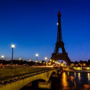 1 € Bustickets nach Paris mit Megabus