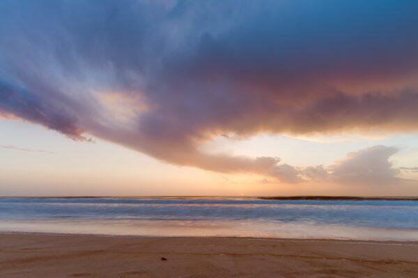 Portugal Costa De Prata Furadoura Strand