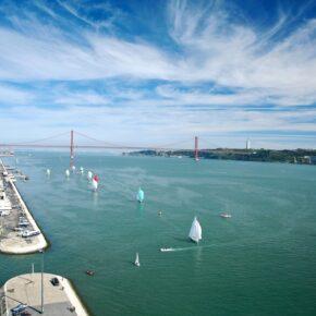 Wochenende in Lissabon: 3 Tage im 4* Hotel mit Flug für 79€