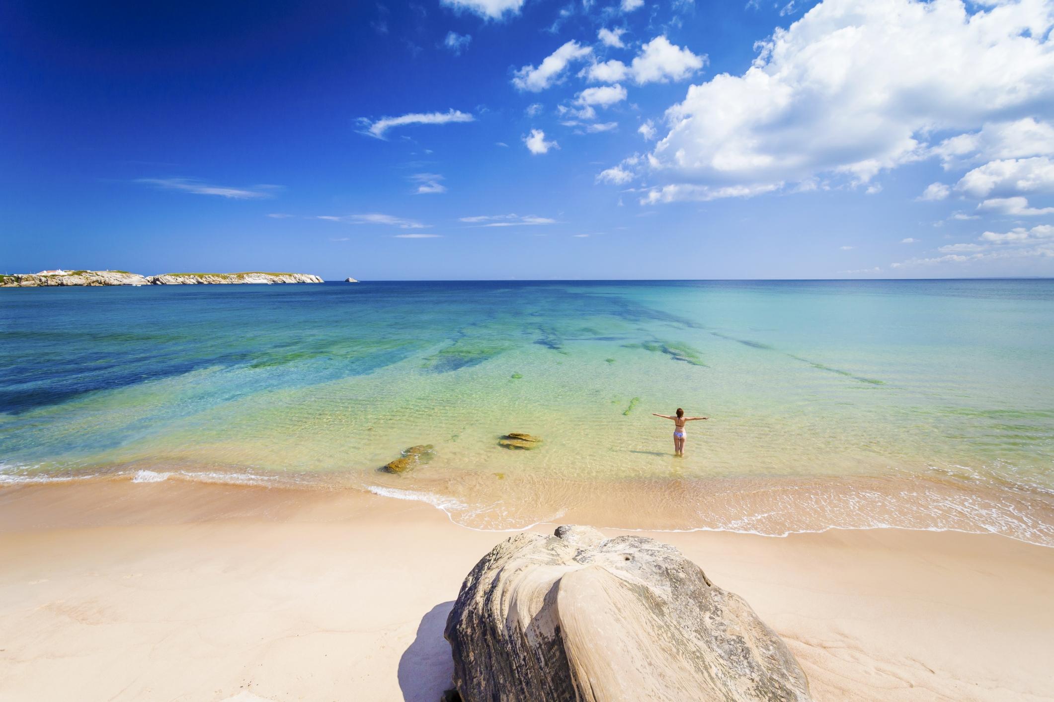 6 tage portugal strand wellness inkl fr hst ck f r 266. Black Bedroom Furniture Sets. Home Design Ideas