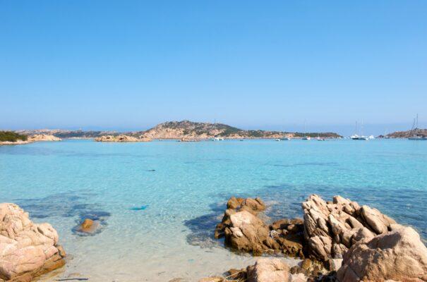 Sardinien Maddalena Strand