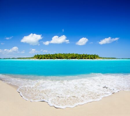Seychellen Traumstrand