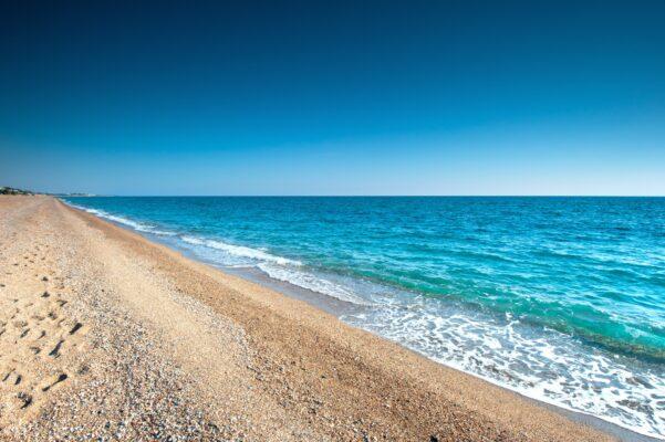 Tuerkei Strand Beach