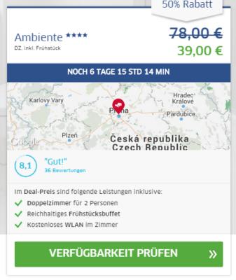 Ambiente Hotel Prag