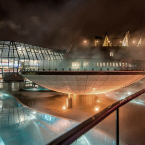 Aqua Dome Therme Schnäppchen