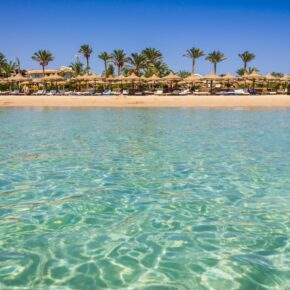 Lastminute: 8 Tage Ägypten im TOP 5* Hotel mit All Inclusive, Flug & Transfer nur 80€