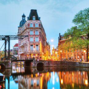 2 Tage Städtetrip Amsterdam im 4* Hotel inkl. Frühstück nur 39,50€