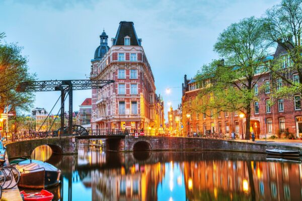 Amsterdam Städtetrip