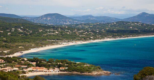 Cote d'Azur Meer