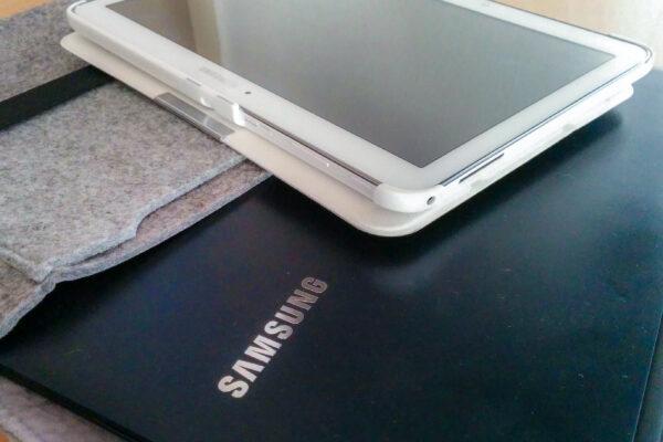 Laptop Tablet Germanwings