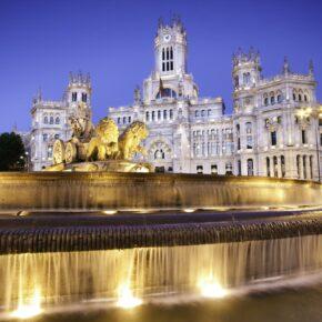 Städtetrip: 3 Tage Madrid im zentralen Hotel mit Flug nur 70€