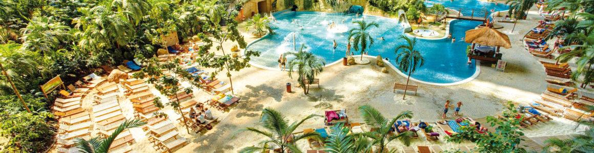 Tropical Islands mit Safari-Zelt, Frühstück & Eintritt nur 59€