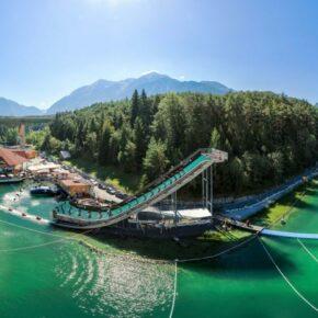 2 Tage Tirol mit AREA 47 im 3* Hotel mit Frühstück, Wellness & vielen Extras für 69€
