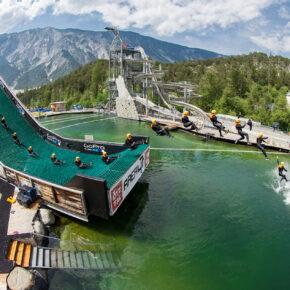 AREA 47: 3 Tage Tirol im 4* Hotel mit Frühstück & Tagesticket ab 99€