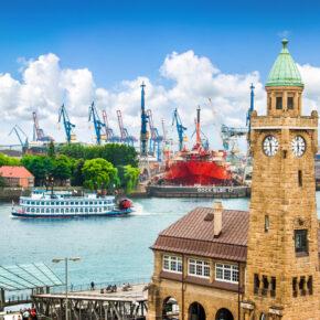 Wochenende in Hamburg: 2 Tage im TOP 3* Hotel nur 24€