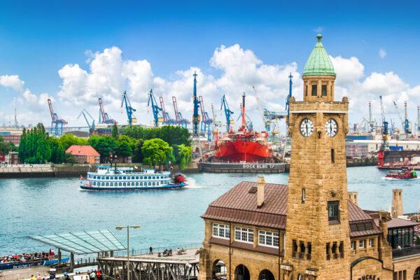 Hotelgutschein für Hamburg