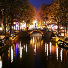 Kurztrip Amsterdam: 2 Tage im TOP 4* Hotel für 28€