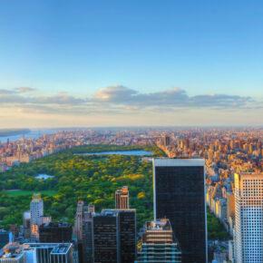 Hin- und Rückflüge mit Lufthansa nach New York inkl. Gepäck nur 279€