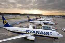 Ryanair Sale: Flüge zu vielen Destinationen ab 3€