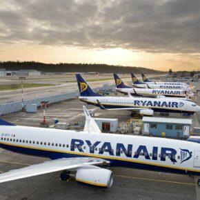 Flugplan dezimiert: Ryanair streicht wegen Corona-Krise fast alle Flüge