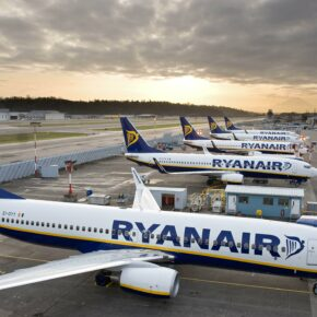 Flugrabatte für Erasmus Studenten bei Ryanair
