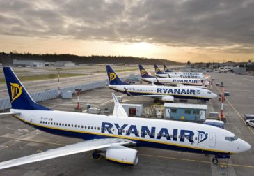 Ryanair Sale: Flüge zu vielen Destinationen ab 2€