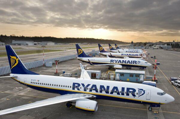 Ryanair Erasmus News