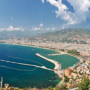 Kracher: 4 Tage Türkei mit 3* Hotel, Transfer & Flug nur 96€