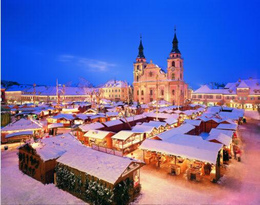 Barocker Weihnachtsmarkt Ludwigsburg