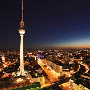 QBE Mobile Hotel Berlin: 2 Tage im Hotelwürfel mit Frühstück nur 19,50€