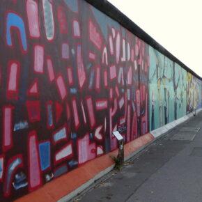 Berliner Mauer Osten