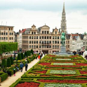 Tagesausflug nach Brüssel mit Flug für wahnsinnige 19€