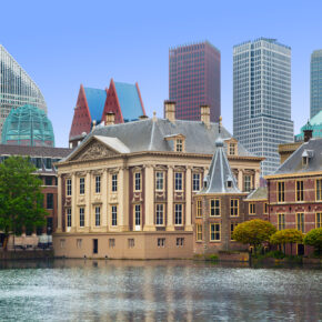 Luxus-Wochenendtrip in die Niederlande: 3 Tage im 5* Hotel mit Frühstück ab 95€