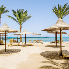 Lastminute Ägypten: 7 Tage All Inclusive im 4.5* Hotel mit Flug & Transfer nur 283€ // Singles für 351€