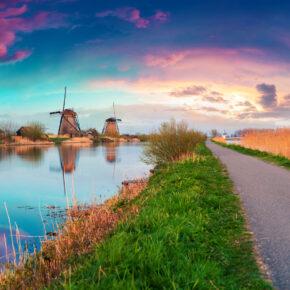 Spa in Holland: 3 Tage im guten 4* Hotel inkl. Frühstück & Zugang zum Wellness-Boot für 79€
