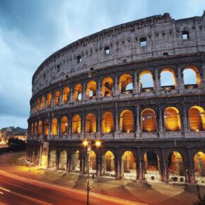 3 Tage Städtetrip nach Rom mit Hotel & Flug für 80 €